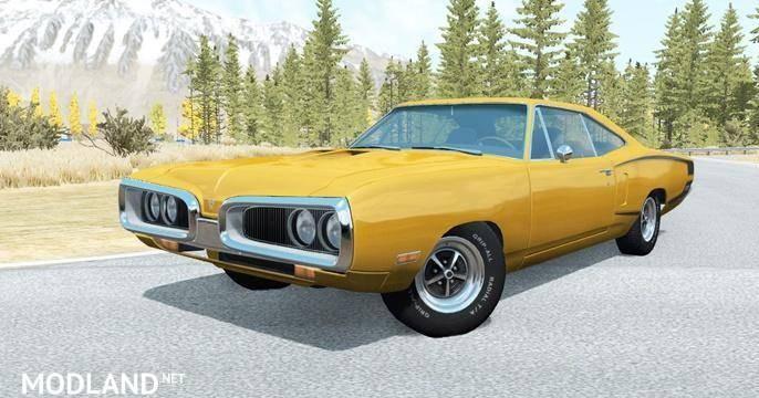 Dodge Coronet Super Bee Coupe (WM21) 1969 [0.13.0]